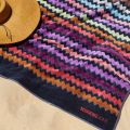 WARNER 159 BEACH TOWEL by MISSONI HOME