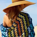WARNER #170 BEACH TOWEL by MISSONI HOME