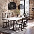 SHAKER DINING TABLE by NERI & HU for De La Espada