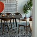 WELLES DINING TABLE BY MATTHEW HILTON