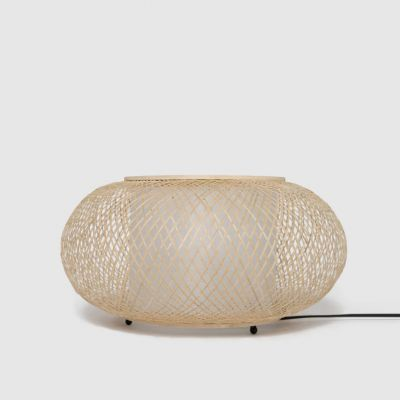 AL TABLE LAMP NATURAL