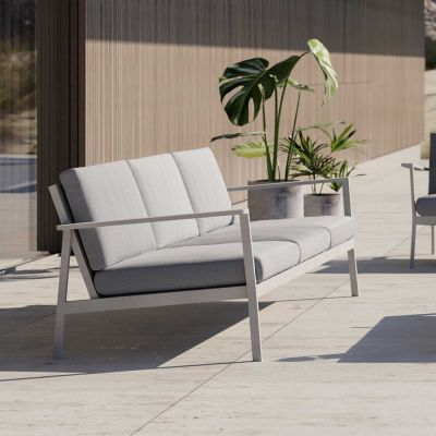 EOS OUTDOOR 3-SEATER SOFA - CASE FURNITURE