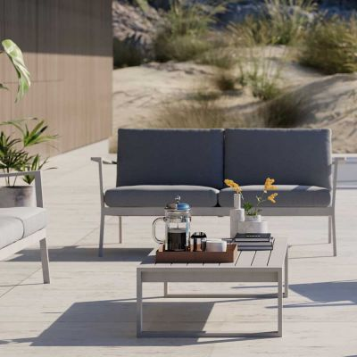 EOS OUTDOOR 2-SEATER SOFA - CASE FURNITURE