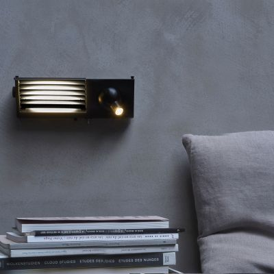 BINY BEDSIDE LIGHT BLACK - DCW EDITIONS