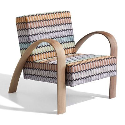 GRANDMA LOUNGE CHAIR - MISSONI HOME