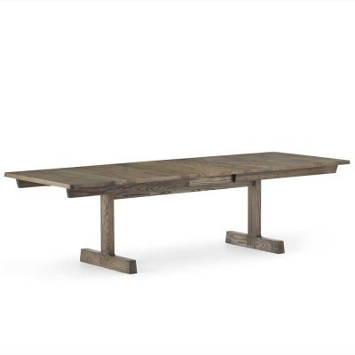 REFECTORY EXTENDING TABLE - MATTHEW HILTON