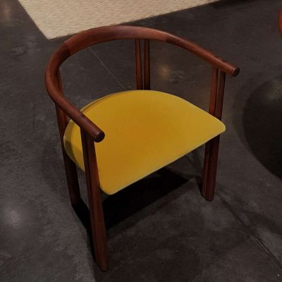 EX DISPLAY ELLIOT DINING CHAIR - JASON MILLER