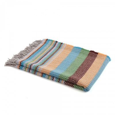 JACKSON BABY BLANKET - WALLACE # SEWELL