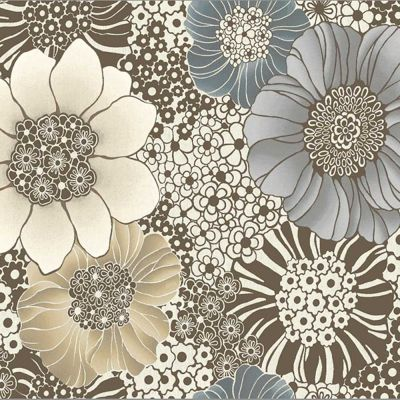 ANEMONES #10004 - MISSONI HOME WALLPAPER