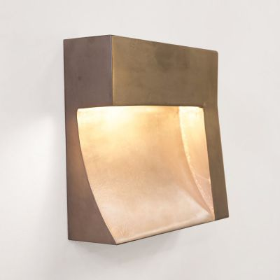 ANGLE OUTDOOR SCONCE LIGHT - ATELIER DE TROUPE