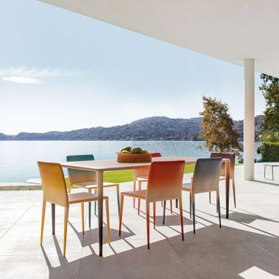 MISS WOOD DINING TABLE - MISSONI HOME