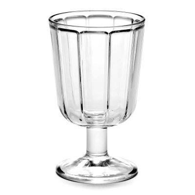 SURFACE WHITE WINE GLASS - SERAX