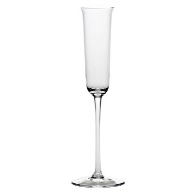 GRACE CHAMPAGNE FLUTE TRANSPARENT - BOX OF 4 - ANN DEMEULEMEESTER