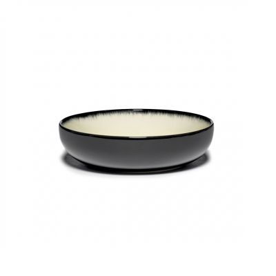 DE' HIGH PLATE 15.5 B&W VAR.D BOX OF 2 - ANN DEMEULEMEESTER