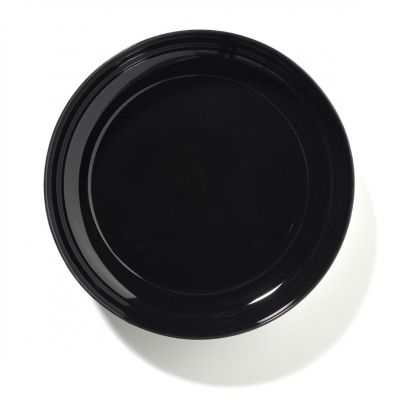 DE' HIGH PLATE 24 B&W VAR.B - BOX OF 2 - ANN DEMEULEMEESTER