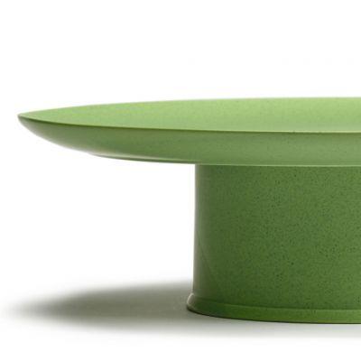 RA CAKE STAND GREEN - ANN DEMEULEMEESTER