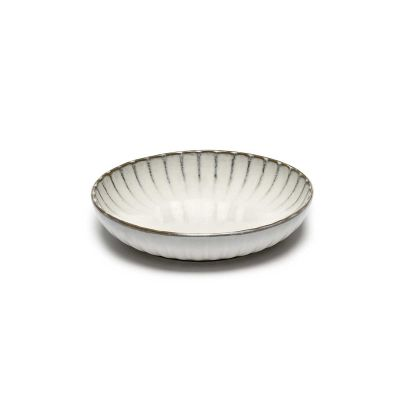 INKU HIGH PLATE WHITE - SERAX