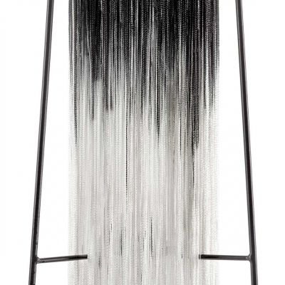 TABLE LAMP KIKI BLACK/WHITE - ANN DEMEULEMEESTER