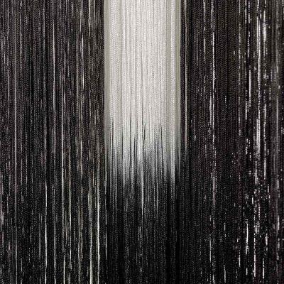 PENDANT LAMP CHAN 1 BLACK/WHITE - ANN DEMEULEMEESTER