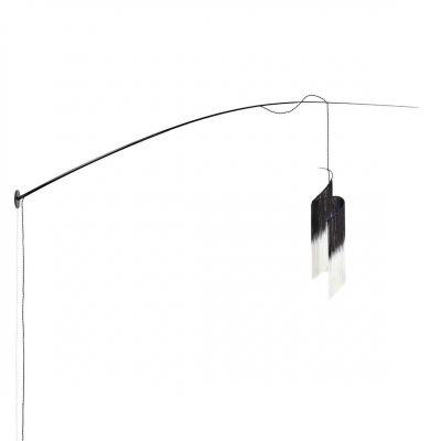 WALL LAMP REY 2 BLACK/WHITE - ANN DEMEULEMEESTER
