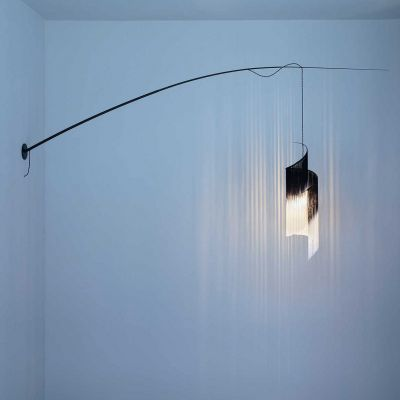 WALL LAMP REY 2 BLACK/WHITE - ANN DEMEULEMEESTER