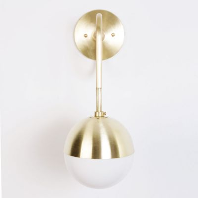 BALISE SCONCE LIGHT BRASS - ATELIER DE TROUPE