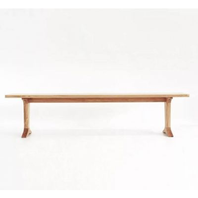BALLET BENCH OAK - CASE FURNITURE