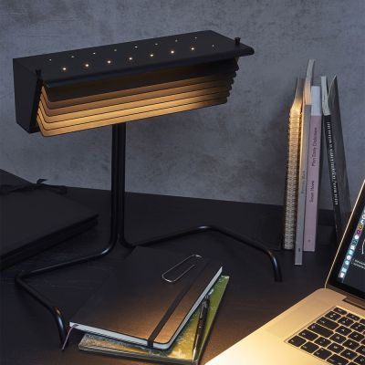 BINY TABLE LAMP BK - DCW EDITIONS