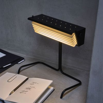 BINY TABLE LAMP WH - DCW EDITIONS