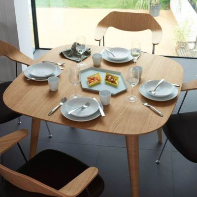 BRIDGE EXTENDING DINING TABLE - CASE FURNITURE