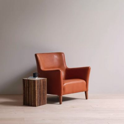 BRODY LOW BACK ARMCHAIR - PINCH