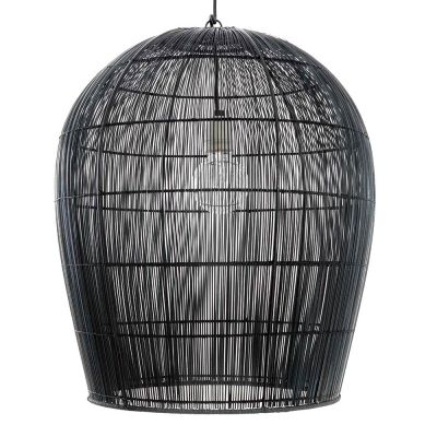 BURI BULB SMALL BLACK PENDANT LIGHT - AY ILLUMINATE