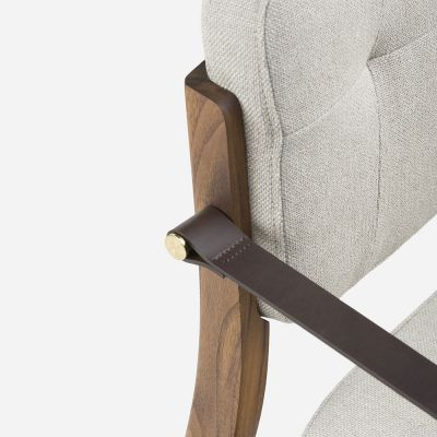 CAPO DINING ARM CHAIR - NERI & HU