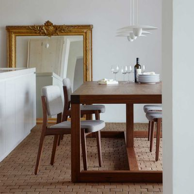 CAPO DINING CHAIR - NERI & HU