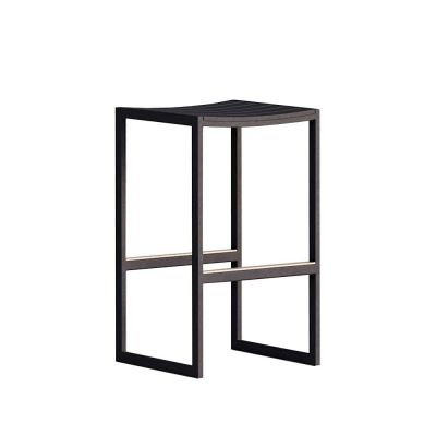 EOS OUTDOOR BACKLESS BAR STOOL - CASE FURNITURE