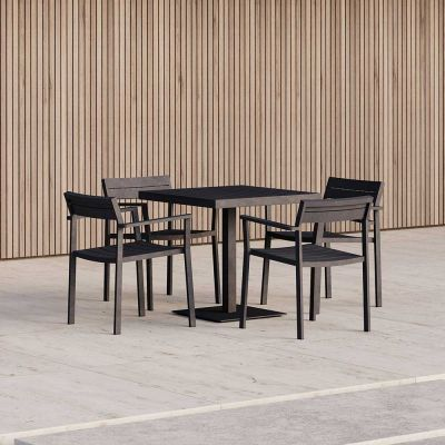 EOS OUTDOOR CAFE TABLE - CASE FURNITURE