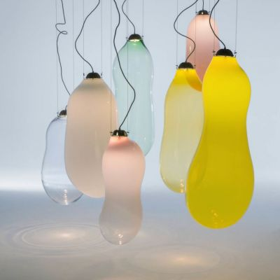The Big Bubble Pendant - Alex de Witte