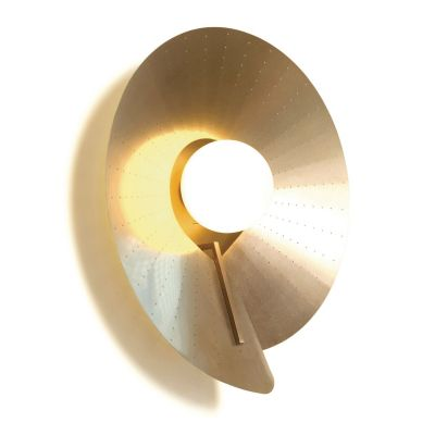 COMPAS WALL LIGHT - ATELIER DE TROUPE