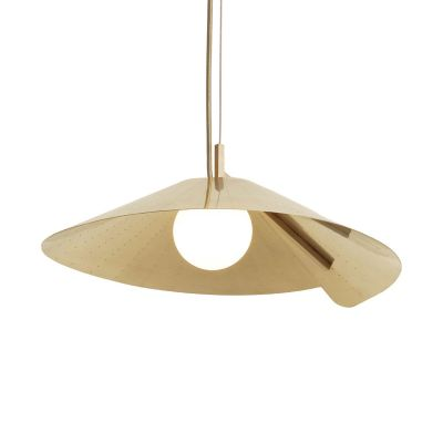 COMPAS SMALL PENDANT LIGHT - ATELIER DE TROUPE