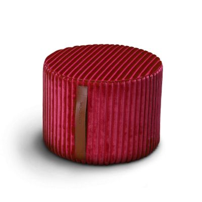 COOMBA T56 CYLINDRICAL POUF Ø40x30 - MISSONI HOME