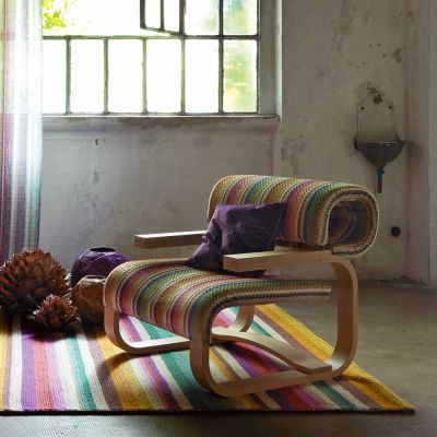 DANIELA LOUNGE CHAIR - MISSONI HOME