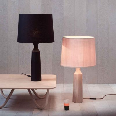 DEROME COLUMN TABLE LIGHT - PINCH