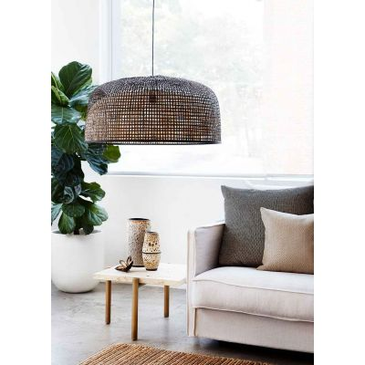DOPPIO GRID PENDANT LIGHT DARK - AY ILLUMINATE