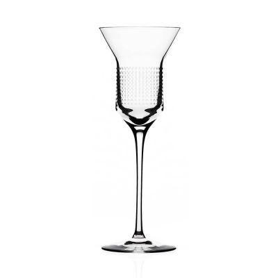 DOTS WHITE WINE GLASS (SET OF 2) - BOMMA