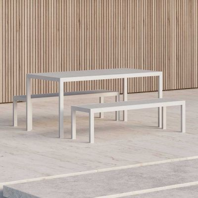 EOS OUTDOOR BENCH - CASE FURNITURE