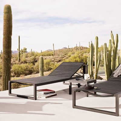 EOS OUTDOOR SUN LOUNGE - CASE FURNITURE