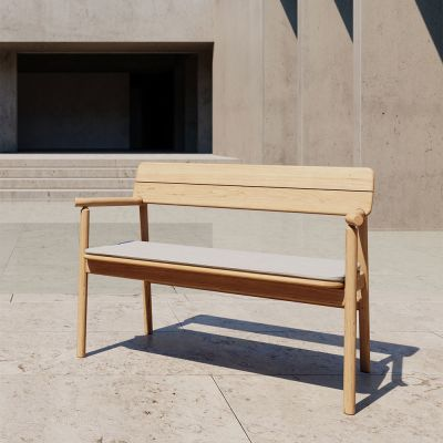 TANSO OUTDOOR BENCH - CASE FURNITURE