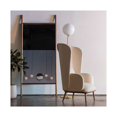 LARGE WALNUT EXTEND MIRROR - NERI & HU