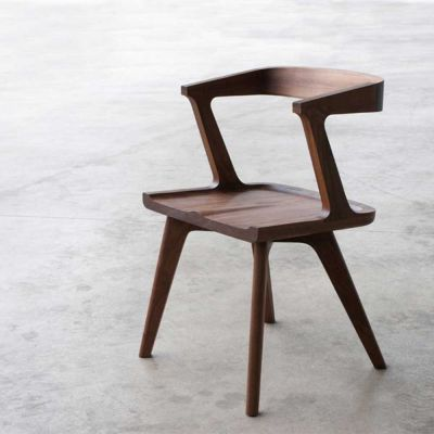 COLOMBO DINING CHAIR BY MATTHEW HILTON - DE LA ESPADA
