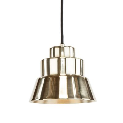 EX DISPLAY FRANC BRASS PENDANT LIGHT - ATELIER DE TROUPE